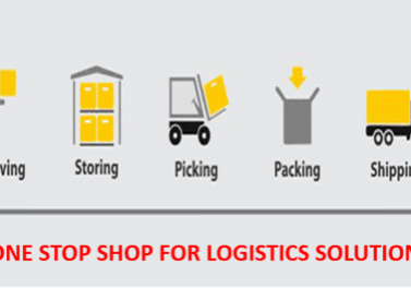 Pick and pack services for e-Commerce companies